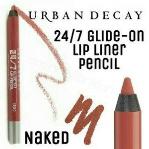 UD 24/7 Glide-on Lip Liner Pencil - Naked